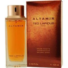 Altamir By Ted Lapidus Edt Spray 4.2 Oz