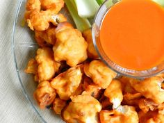 buffalo cauliflower--need to try!