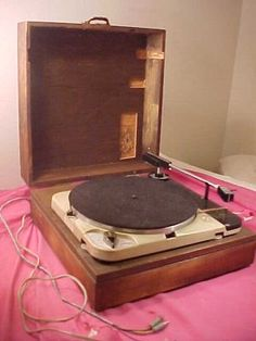 Thorens TD 124 Turntable #23299 and  Transcription Arm