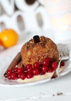 #7forXMAS Woche 1: Rezept - Bratäpfel im Nussmantel - Lavie Deboite