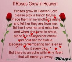 happy birthday for mon in heaven | Happy 92nd Birthday Mom In Heaven Nov 1st 1920-Dec. 13th 2011. In our ...