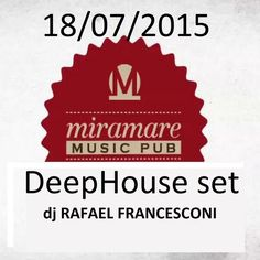 "Check out ""18/07/2015  RAFAEL FRANCESCONI  djset  Miramare Music Pub Alghero"" by dj Rafael  Francesconi  on Mixcloud"