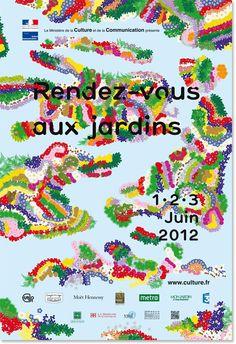 RENDEZ-VOUS AUX JARDINS 2012 / studio bc