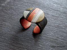 Браслет Парма, Ledneva Olga, polymer clay.