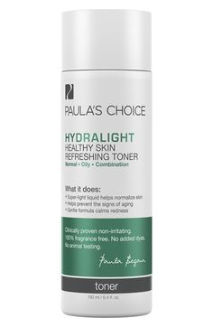 Paula's Choice 'Hydralight' Healthy Skin Refreshing Toner