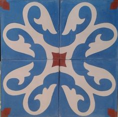 Tiles in Stock - CUBAN  TROPICAL  TILE  CO,  MANUFACTURER  OF  TRADITIONAL  CUBAN  TILES