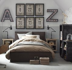Tribeca Nightstand Rh Baby, Restoration Hardware, Boy Room, Kids Room, Gallery Wall, Baby Kids, Bedroom, Room Kids, Kids Rooms Decor