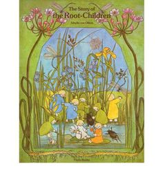 All through the winter the Root Children are asleep underground, but when spring comes Mother Nature wakes them up. Then the Root Children are busy cleaning and painting the beetles and bugs.