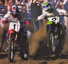My Favorite pictures of Rick Johnson - Moto-Related - Motocross Forums / Message…