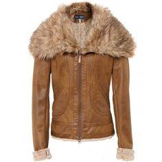 Armani faux fur jacket