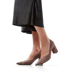 Heeled Mules, Fall Winter, Woman, Purple, Heels, Fashion, Heel, Moda, Fashion Styles