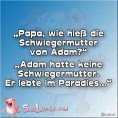 Adams Schwiegermutter