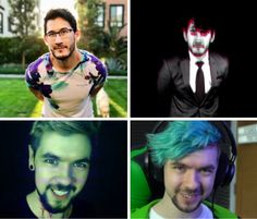 The thing is, I can't see Mark and Dark. There's just too many differences and it really doesn't make sense. Also, Dark sounds way to much like Mark. Anti and Jack on the other hand... I can see. Anti is everything Jack fears. Also Anti sounds NOTHING like Jack. Which is why I love Anti more :3