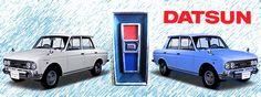 Datsun Bluebird P411 1966
