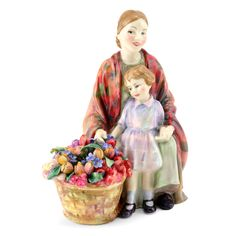 Blossom HN1667 - Royal Doulton Figurine #RoyalDoulton