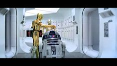 Star Wars: Episode IV A New Hope OFFICIAL Blu-Ray trailer [First in cinema / Primera proyectada en las salas]