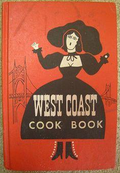 West Coast Cook Book 1952