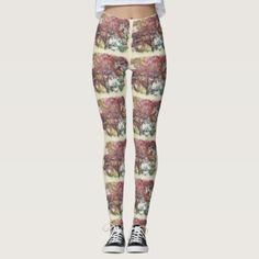 Fall Tree Leggings - drawing sketch design graphic draw personalize
