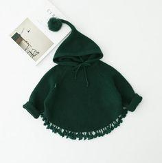 Tasseled hooded sweater (4 colors)