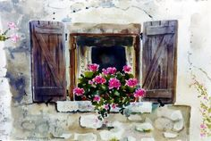 le french window | by Jan's Art