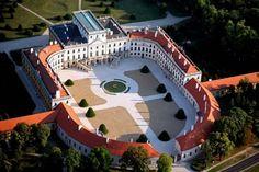 Castle , Esterházy-kastély, Fertőd