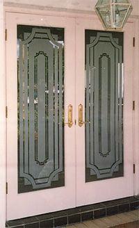 glass, glass etching, on-site glass etching, Boynton Beach, Florida Sliding Glass Door, Glass Doors, Art Deco Kitchen, Boynton Beach, Glass Blocks, Glass Etching, Shower Doors, Front Doors, Sweet Home