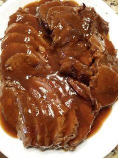 Chamorro Pot Roast