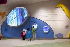 University of Minnesota, Amplatz Children's Hospital interior 3...I want to work here