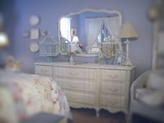 How to Shabby Chic furniture sg-s-big-girl-room
