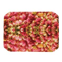 "Akwaflorell ""Close to You"" Red Orange Place Mat"