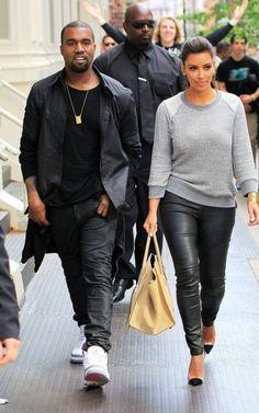 Kim Kardashian Fashion and Style - Kim Kardashian Dress, Clothes, Hairstyle - Page 15