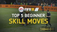 Learn FIFA 15's Top 5 Beginner Skill Moves in this gameplay tutorial covering the best basic to advanced moves. Buy FIFA 15: http://o.ea.com/31173   FIFA 15 ...