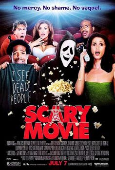Scary Movie 1 (Audio Latino) 2000 online