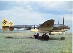 Captured USAAF P-38G Lightning
