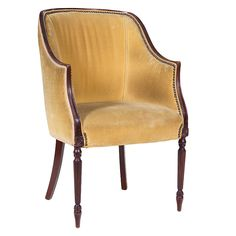 Vintage English Chair-- entry--needs new upholstery