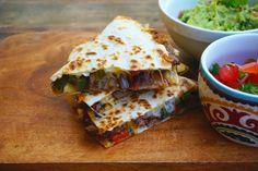 Seasaltwithfood: Steak Quesadillas