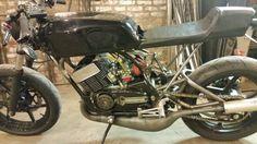 Lukas Satas hybrid Bike Builder, Motorcycle, Motorcycles, Motorbikes, Choppers