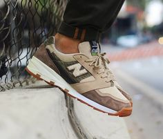 "609 mentions J'aime, 19 commentaires - Daniel Simoes (@limpa_vias) sur Instagram : ""Solebox x Being Hunted x New Balance M575SEW ""The Great Outdoors - Military"" 1 of 60 (2006) For me…"""