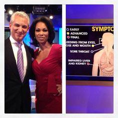 On Fox News with Harris Faulkner #healthcare #cdc #Ebola #news #factsnotfear