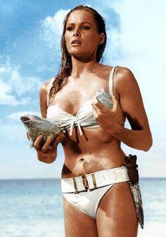 Ursula Guiness as Honey Ryder