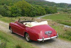 1956 Rolls Royce Silver Cloud Convertible Coupé by Pilkington (chassis SXA213)