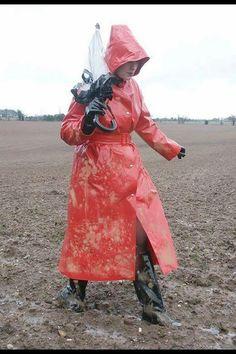 Parka, Rain Mac, Pvc Coat, Favorite Color, Latex, Women Wear, Mud, How To Wear, Vintage