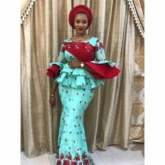 ankara styles - Unique and trendy Ankara styles for ladies 2019 - photo from Diyanu - Ankara Dresses, Shirts & Latest African Fashion Dresses, African Dresses For Women, African Print Dresses, African Print Fashion, Africa Fashion, African Attire, African Lace Styles, Trendy Ankara Styles, African Traditional Dresses