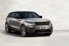 Gloednieuwe Range Rover Velar gaat keihard concurrentie met Porsche Macan aan