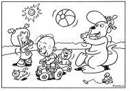 Tomke kleurplaat bûten boartsje / Tomke kleurplaat buitenspelen Snoopy, Fictional Characters, Art, Art Background, Kunst, Performing Arts, Fantasy Characters