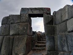 Sacsayhuamán in Cusco, Peru