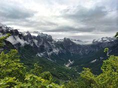 Albanian National Parks / Theth National Park of Theth ( Northwestern Albanian Alps)