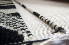 WEFTWARP — Pibiones weaving - Antonio Marras