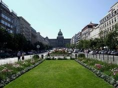 Wenceslas Square travel-and-places