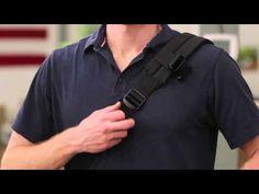 Quick-Adjust Messenger Shoulder Strap (Made in USA)